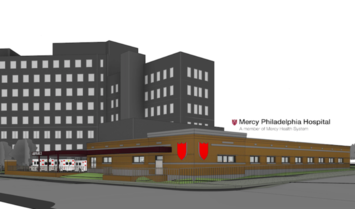 A picture of Mercy Philadelphia Hospital