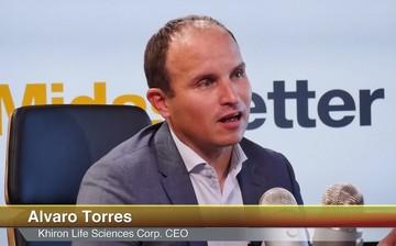 Khiron Life Sciences Corp (CVE:KHRN) CEO on Latin American Expansion thumbnail
