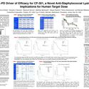 PK-PD Driver of Efficacy for CF-301, a Novel Anti-Staphylococcal Lysin: Implications for Human Target Dose