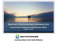 EnerCom 2019 Oil and Gas Conference Presentation