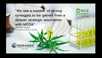 Marijuana Company of America Signs Strategic Collaboration Agreement with Eco Innovation Group Inc.