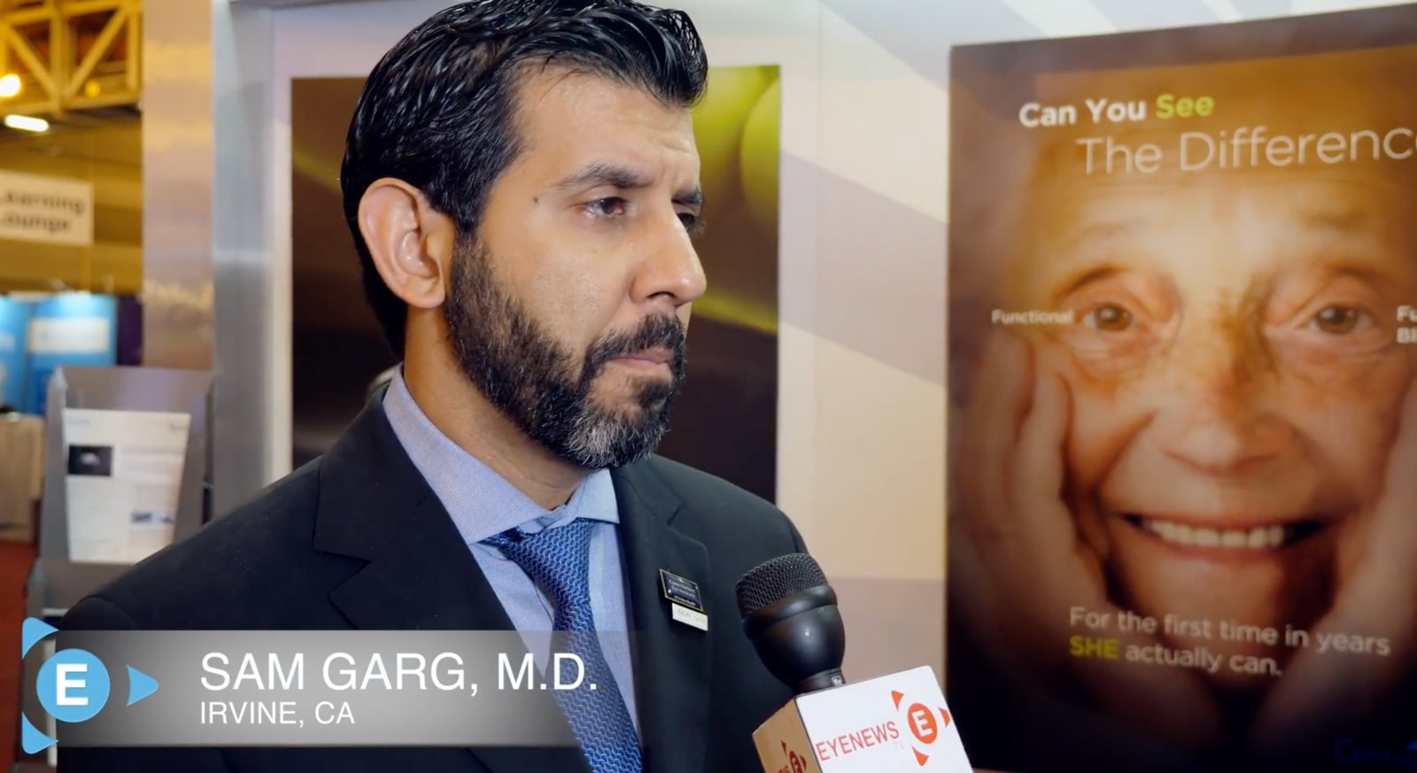 Dr. Sam Garg, M.D., Shares Two Patient Success Stories