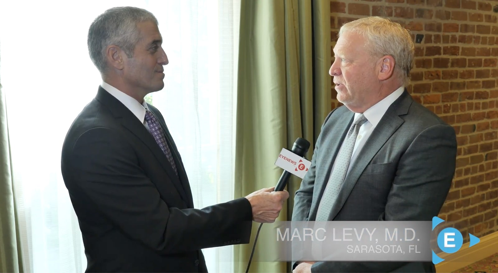 Dr. Marc Levy, MD Talks About His Grandmother's Experience with AMD