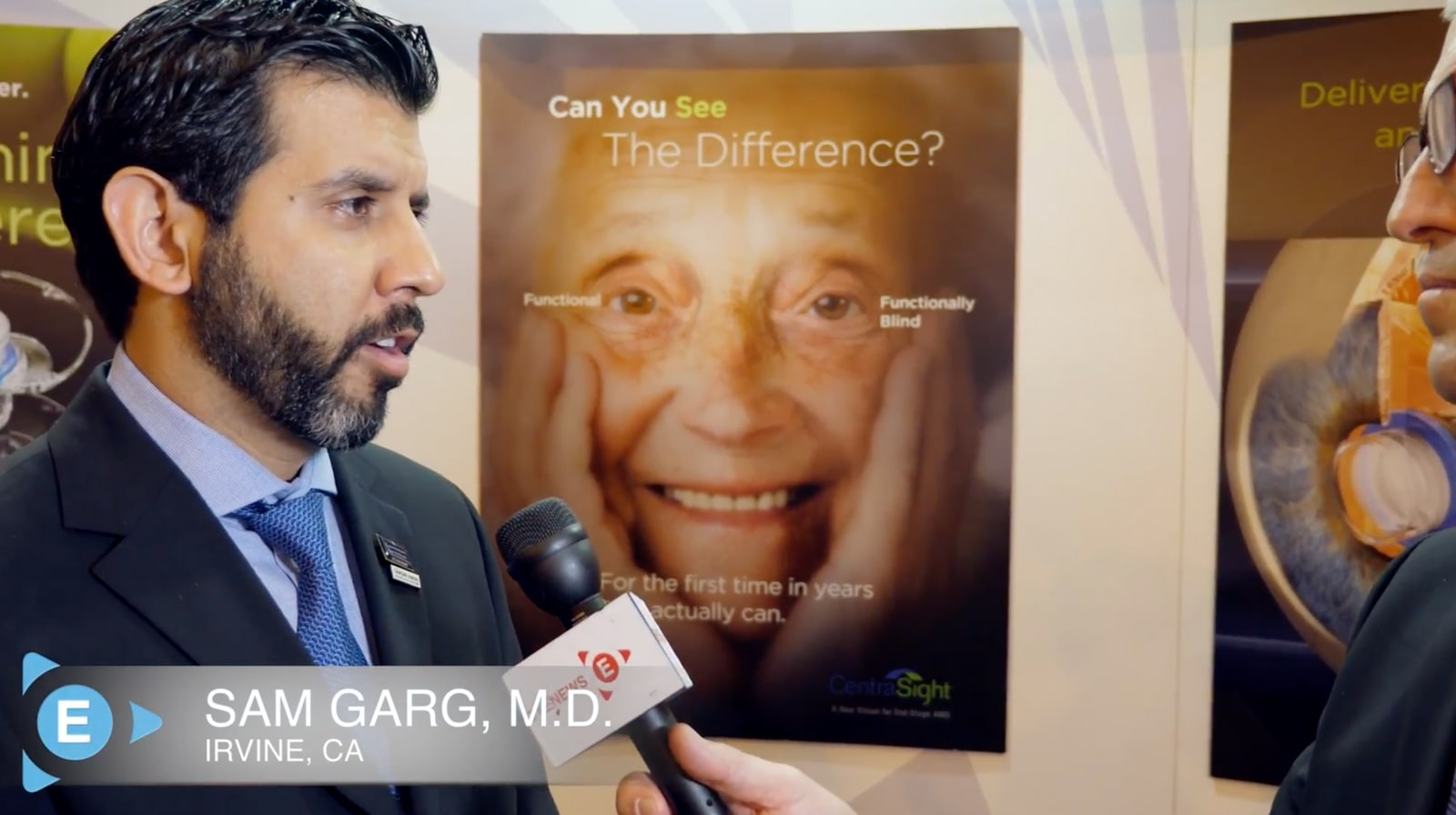 Dr. Sam Garg, M.D., on How to Identify Your Patient