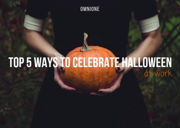Top 5 Ways to Celebrate Halloween at Work