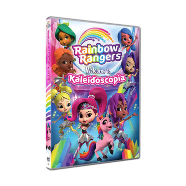 Rainbow RangersDVD: Welcome to Kaleidoscopia