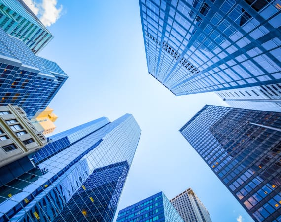 Boosting Visibility in the Financial Sector