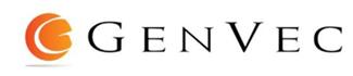 GenVec Logo