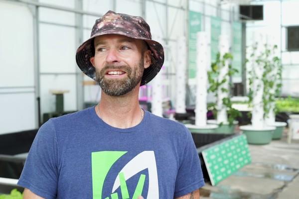 Moleaer's Nanobubble Solution at Big Tex Urban Farms