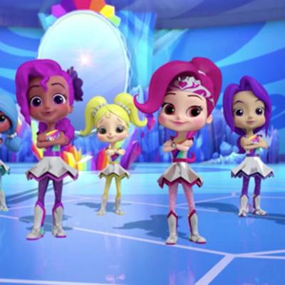 Global launch for Rainbow Rangers