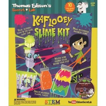 Edison's Lab Kaflooey Slime Kit