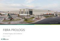 Fibra Prologic Citi Global Property CEO Conference