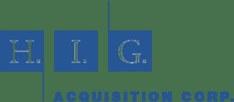 H.I.G. Acquisition Corp.