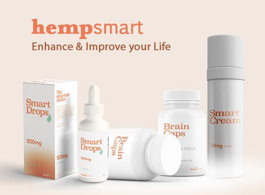 hempsmart™ CBD Products
