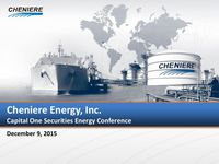 Capital One Securities Energy Conference