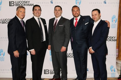 $235,000 Raised for Charity at Lucosky Brookman Casino Night benefitting Save A Child's Heart