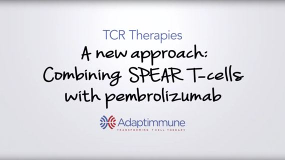 SPEARHEAD-2 trial design: combining SPEAR T-cells with pembrolizumab