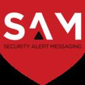 Security Alert Messaging Website Update