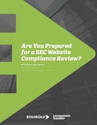 IR Website Compliance