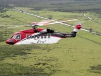 O Sikorsky S-92 oferece operadores mais potência de decolagem com maior peso