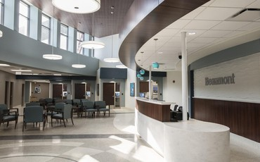 Beaumont Royal Oak New Emergency Center