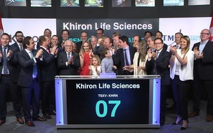 Khiron Life Sciences - TSX:V - Market Open (June 11, 2018) thumbnail