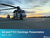 Earnings Presentation Q4 FY21