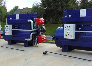Standard Incineration Systems
