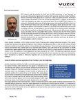 Vuzix Shareholder Letter