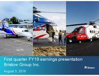 Earnings Presentation Q1 FY19