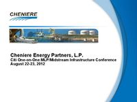 Citi One-on-One MLP/Midstream Infrastructure Conference