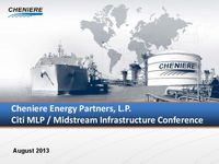 Citi MLP / Midstream Infrastructure Conference