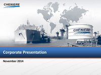 Corporate Presentation – November 2014