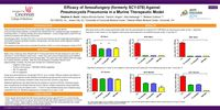 Efficacy of Ibrexafungerp (formerly SCY-078) Against <em>Pneumocystis</em> Pneumonia in a Murine Therapeutic Model