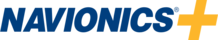 Logo for Navionics, one of our partners