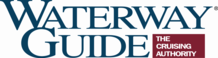 Logo for Waterway Guide, one of our partners