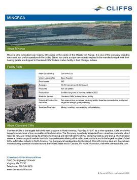 Minorca Mine