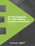 IR Website Compliance