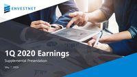 Q1 2020 Earnings Supplemental Presentation