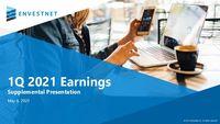 Q1 2021 Earnings Supplemental Presentation
