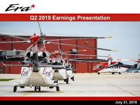 2019 Q2 Earnings Presentation