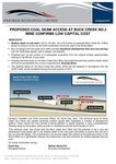 Coal Seam Access at Buck Creek No.2 Mine Confirms Low Capex
