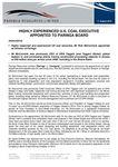 Experienced U.S. Coal Executive Appointed to Paringa Board