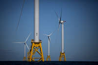 WSJ - Energy Suppliers Find Fresh Lift From Offshore Wind
