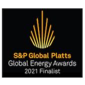 SP-Global Energy Awards Finalist
