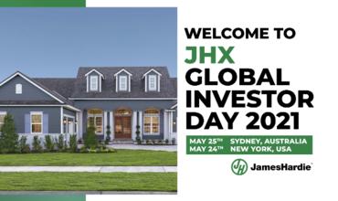 James Hardie 2021 Global Investor Day