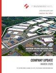 Company Update - March 2020