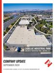 Company Update - September 2020