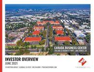 Investor Overview - June 2021