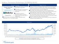 Hollysys Automation Technologies